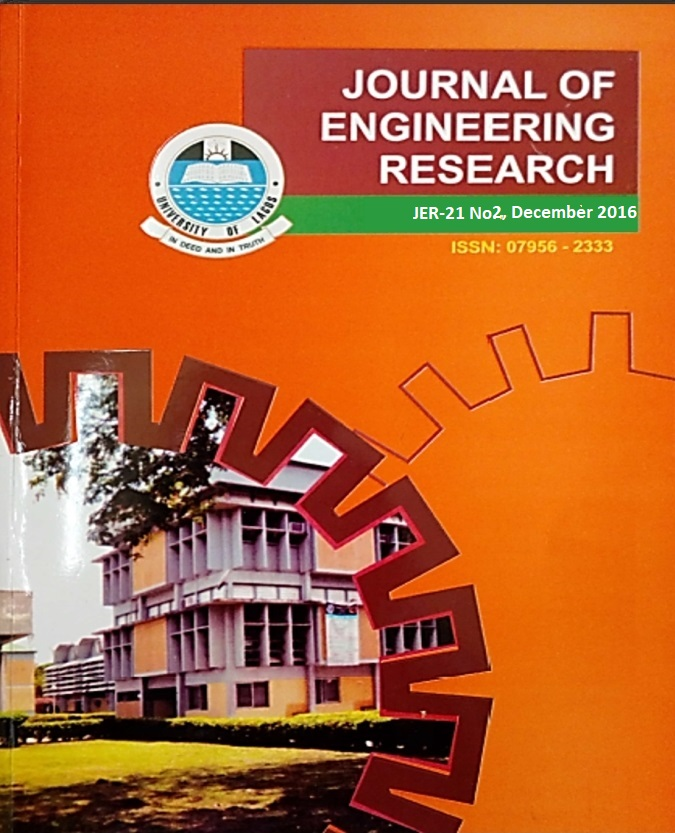 Design and Fabrication of a Yam Peeling Machine | Journal of